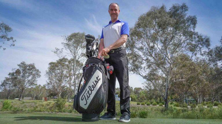 Grant Kenny 2018 NSW Senior Open Champion