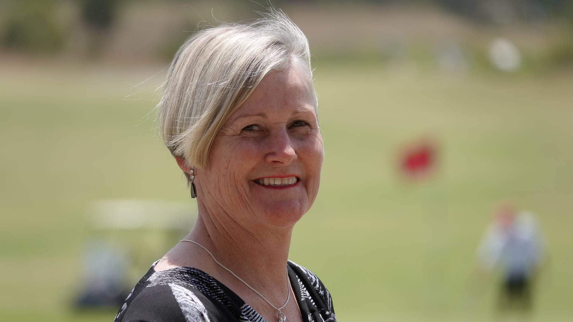 Golf NSW Board Member Lyn Cooper