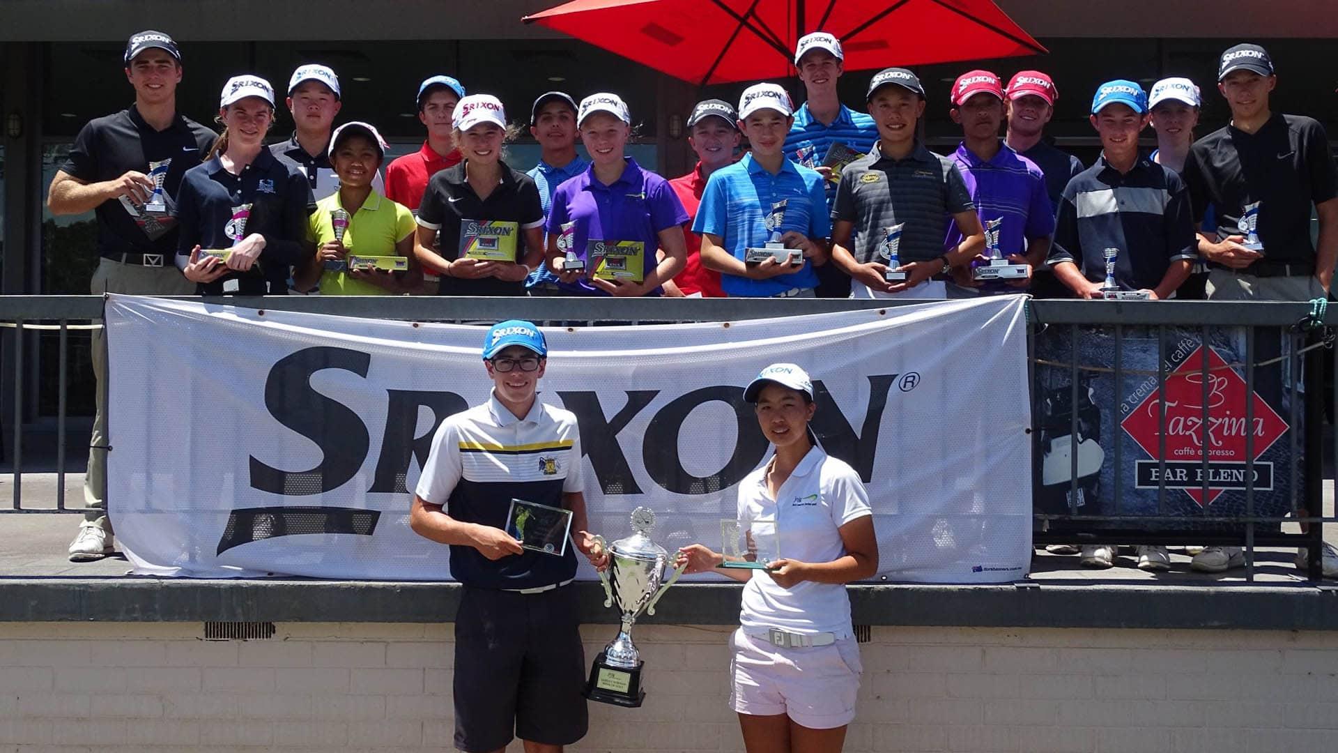 JNJG winners at Federal Golf Club