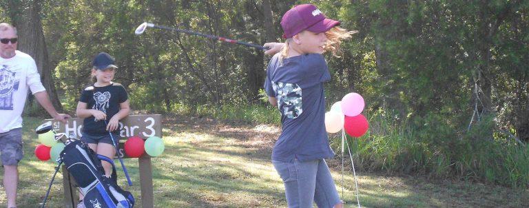 Junior Golf Kids AT MACKSVILLE