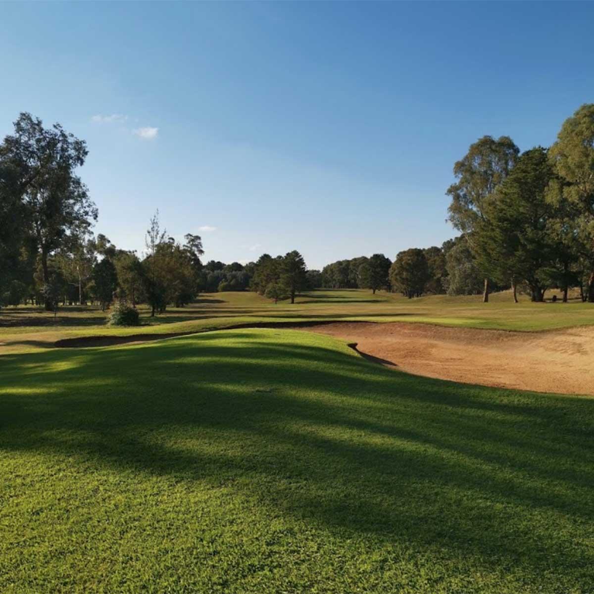 Belconnen Magpies Golf Club