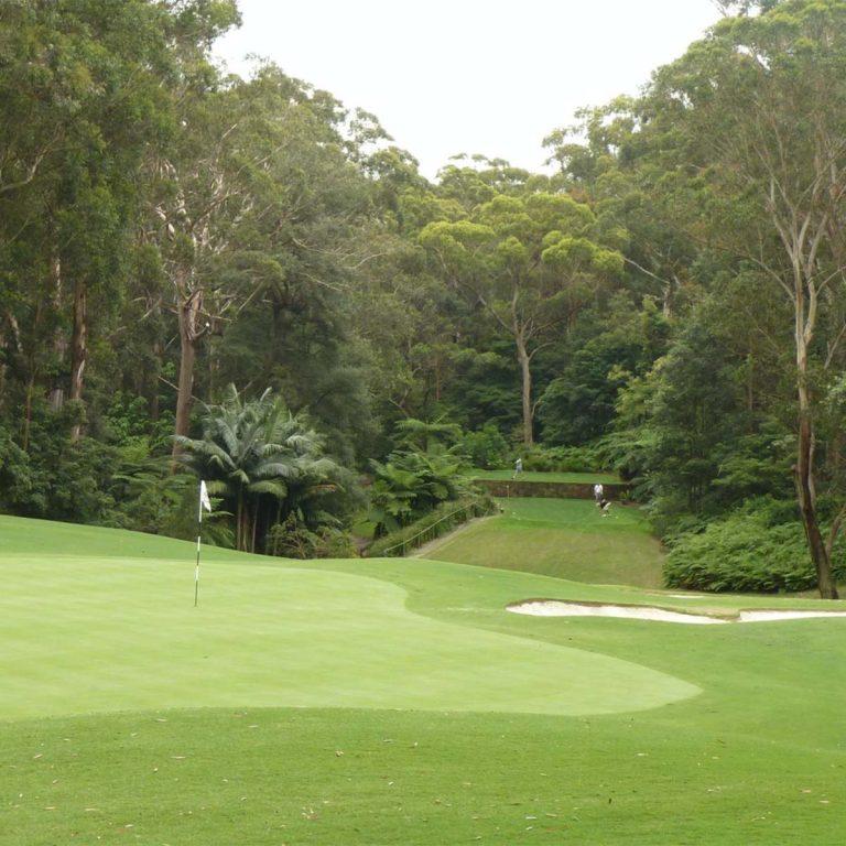 scenes of Avondale Golf Club