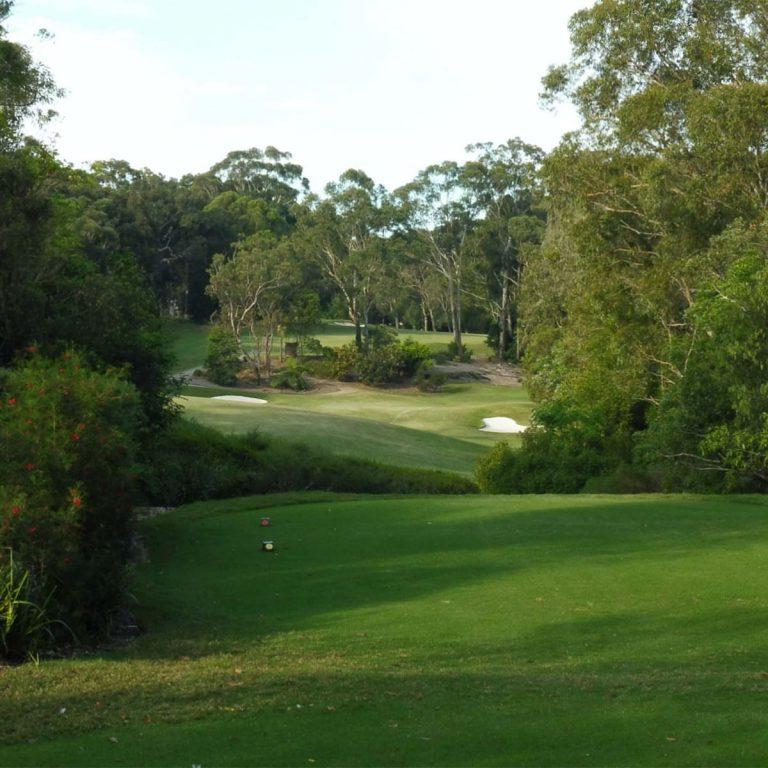 Course scene of Avondale Golf Club