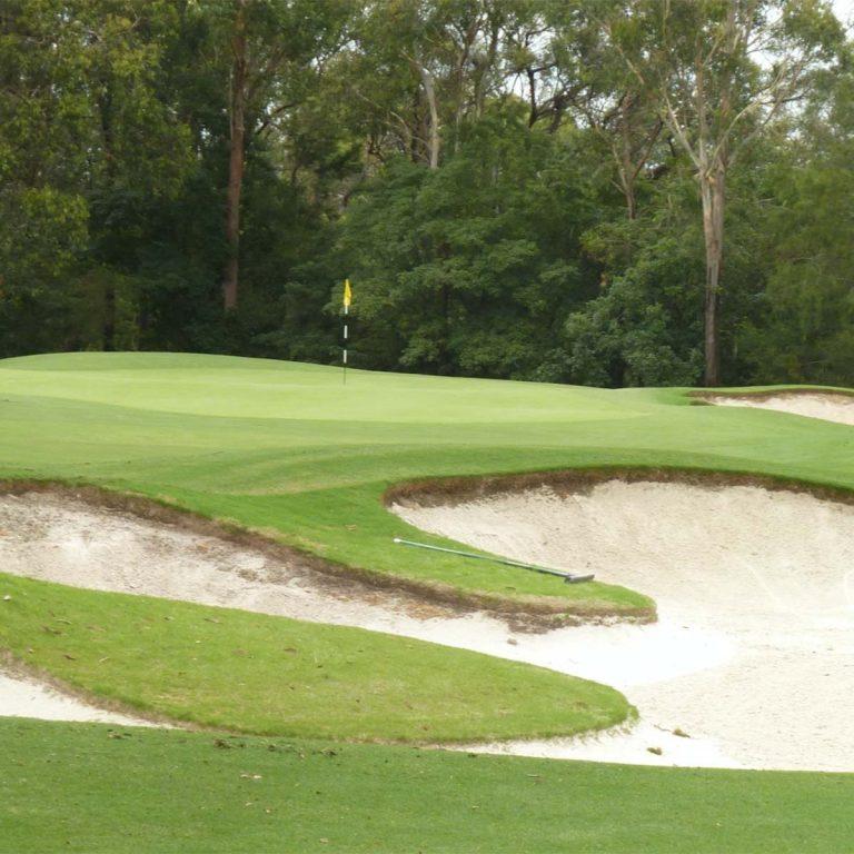 Scene of Avondale Golf Club