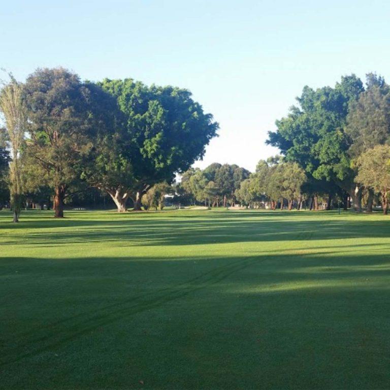 scenes of Barnwell Park Golf Club