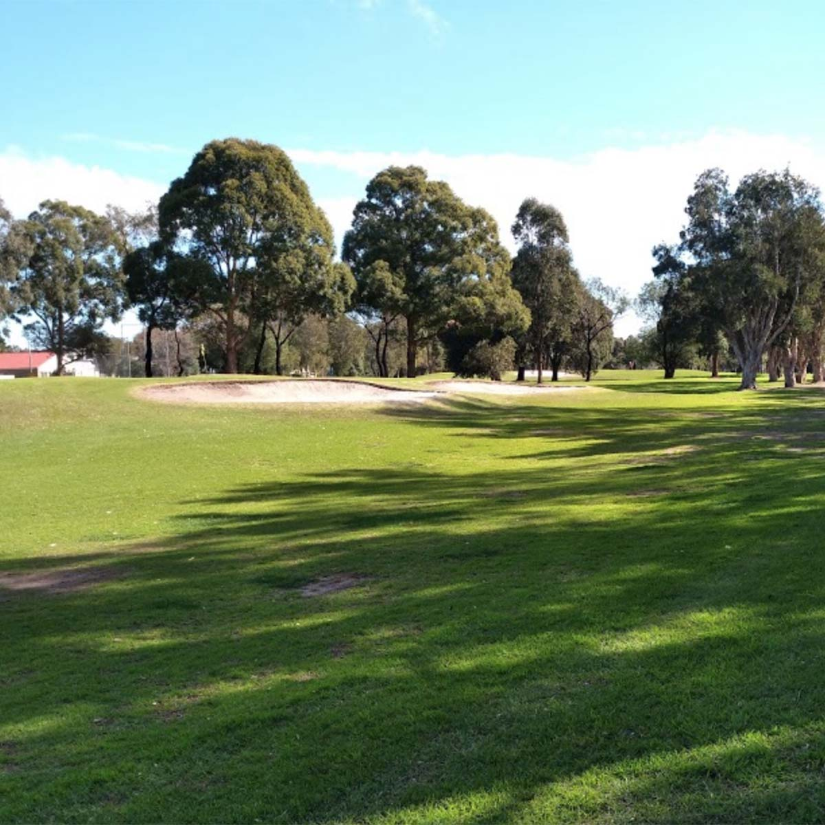 Barnwell Park Golf Club