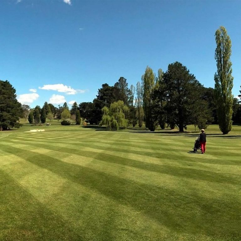 scenes of the course at Bowral Golf Club