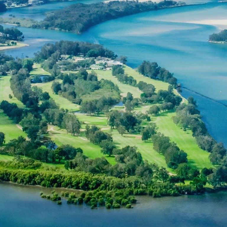 Nambucca Heads Island Golf Club 1