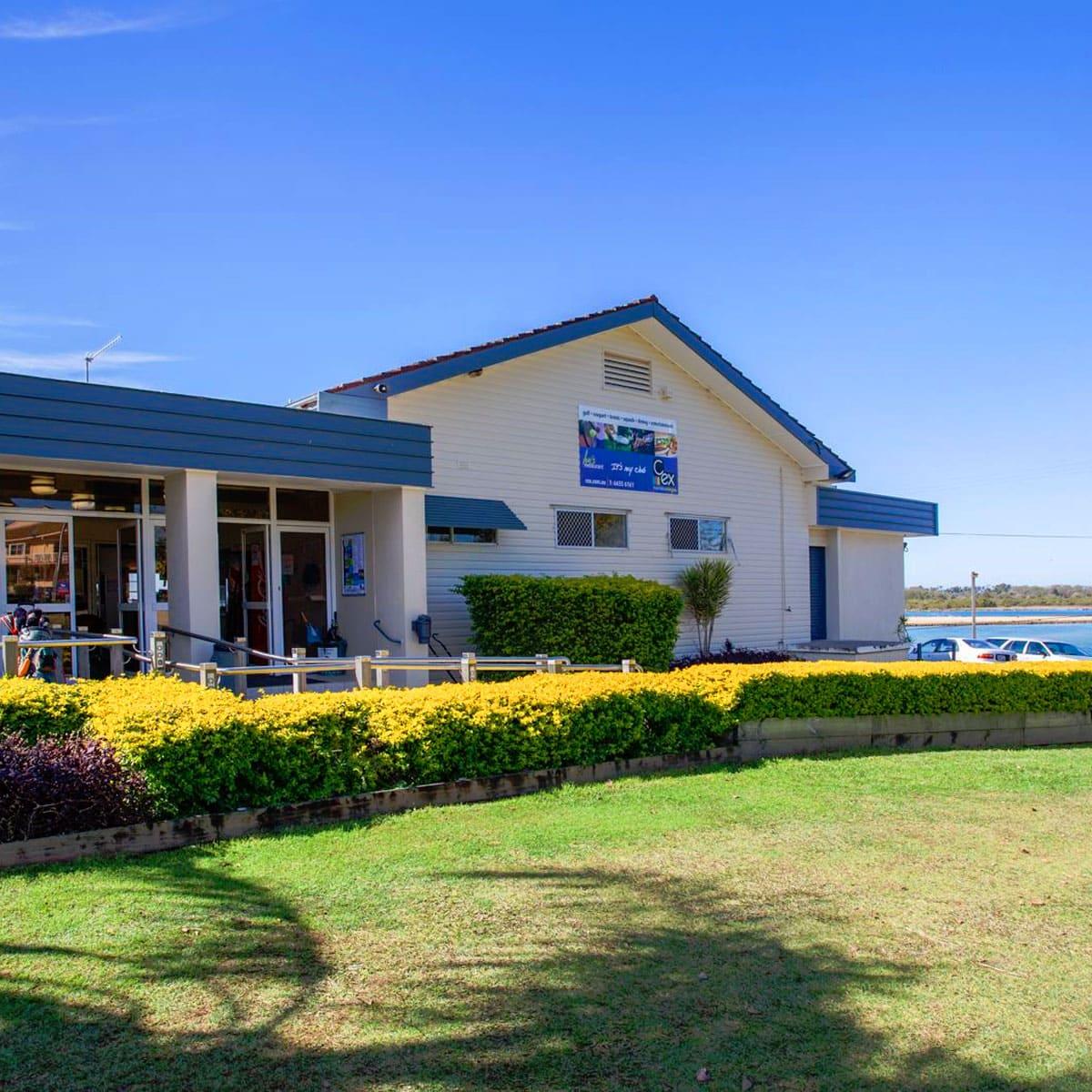CEX Urunga Golf Club