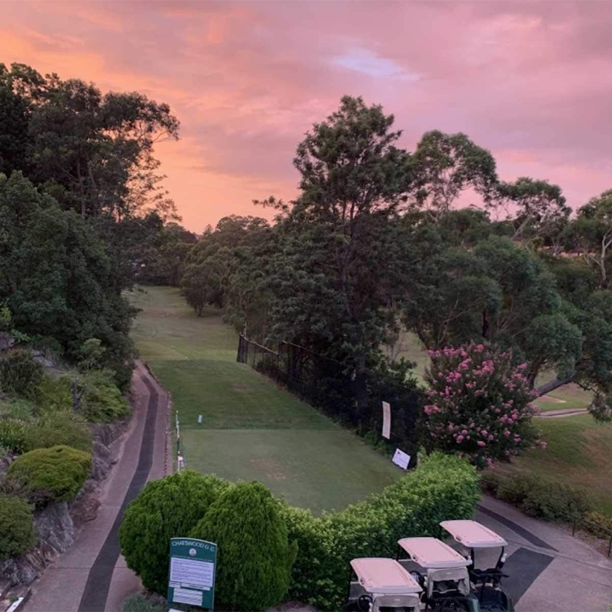 Scene shot of Chatswood Golf Club