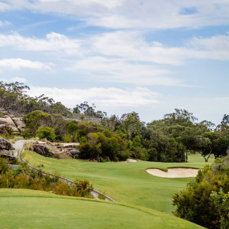 Here are some images of the course at Elanora Country Club