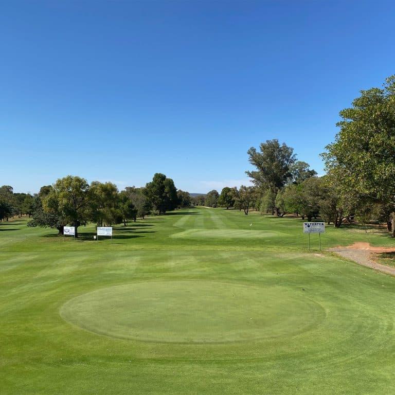 Griffith Golf Club CWebb2