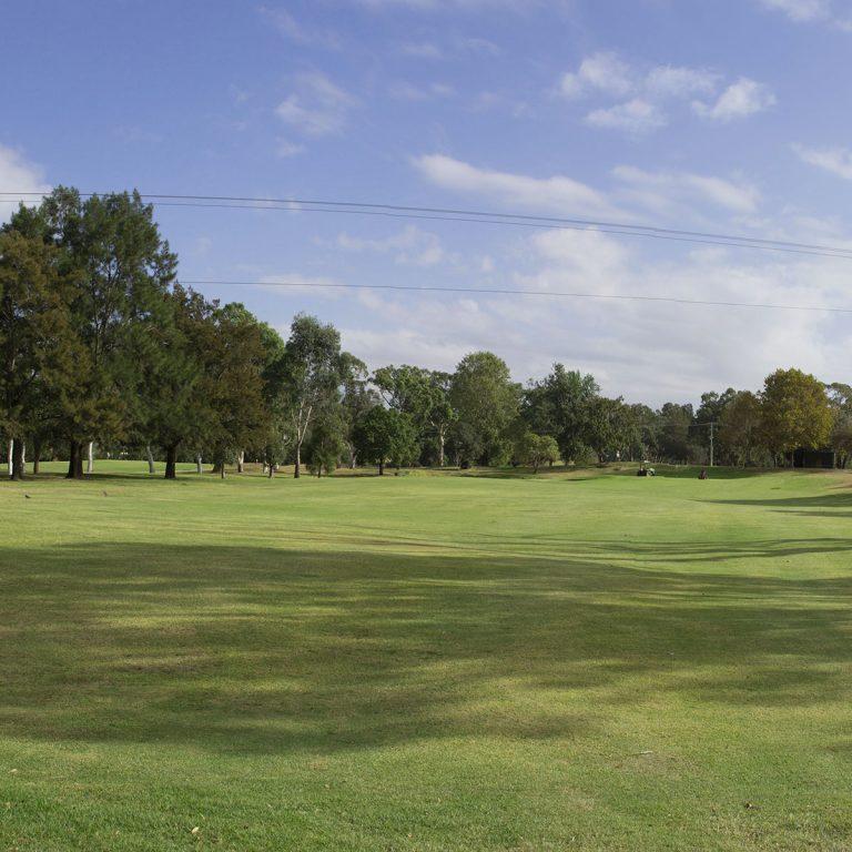 Muswellbrook Golf Club
