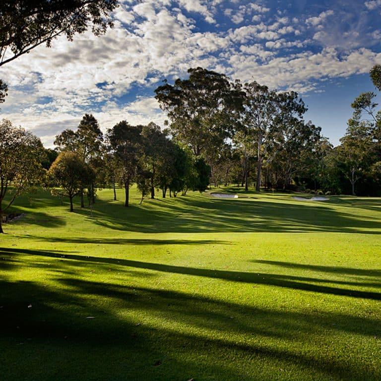 Oatlands Golf Club Hole 14
