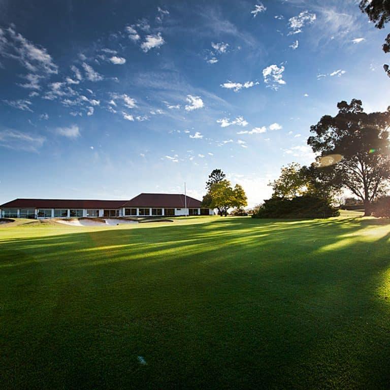 Oatlands Golf Club Hole 18