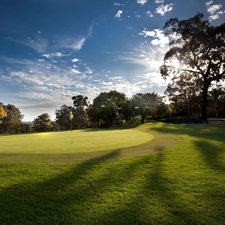 Oatlands Golf Club Hole7