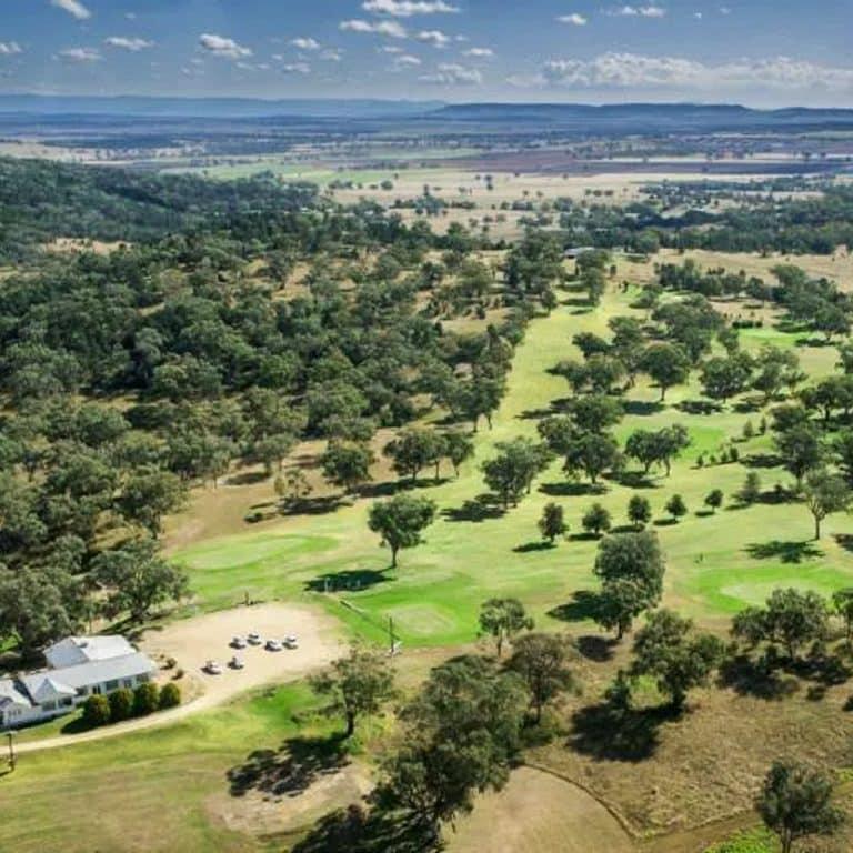 Quirindi Golf Club 1wb