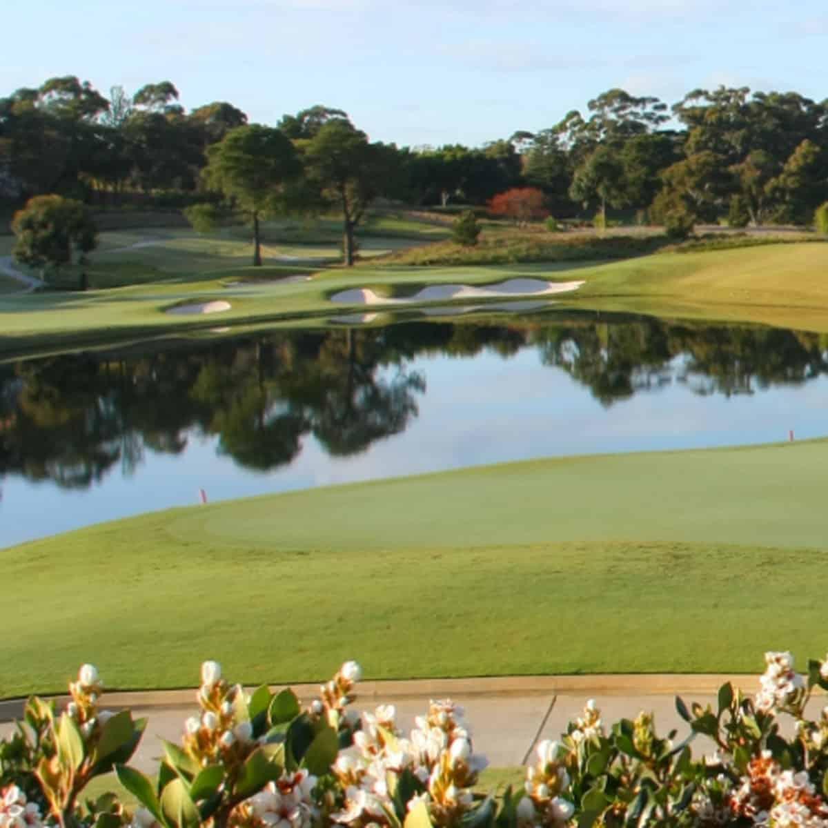 The Australian Golf Club