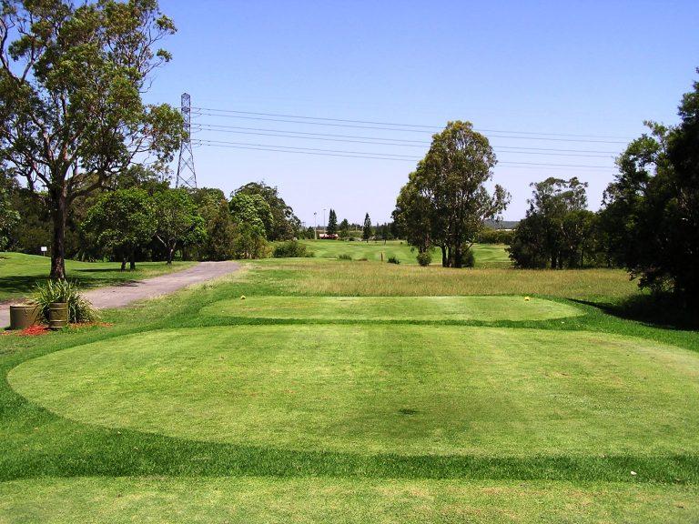 Waratah Golf Club Course