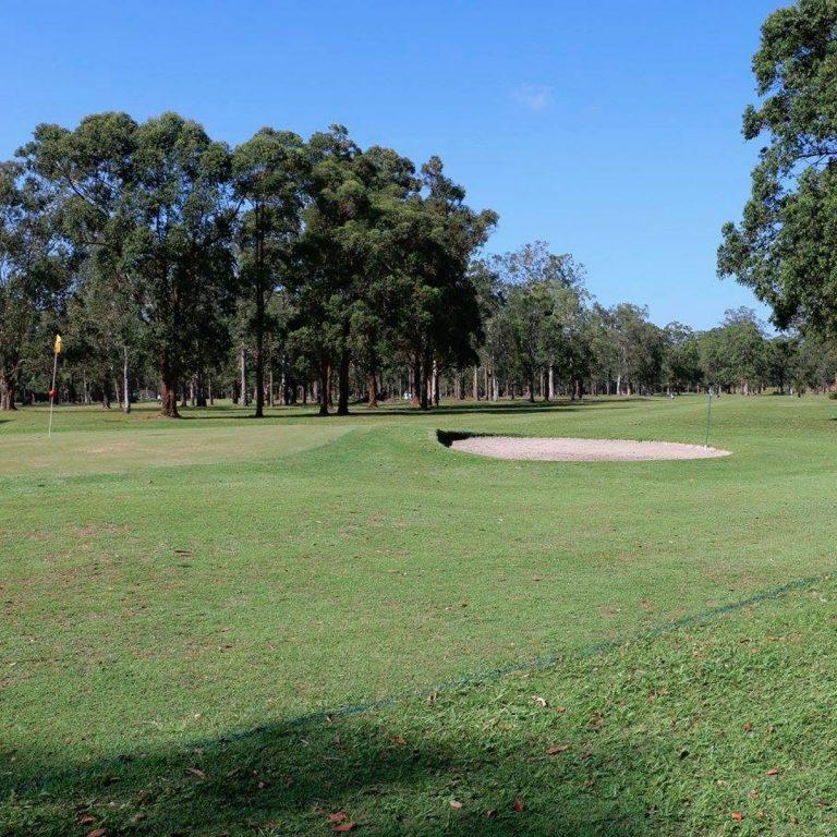 Woodburn-Evans Head Golf Club