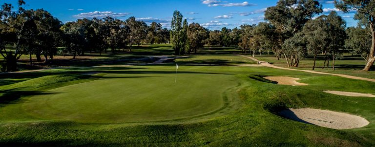 Bathurst golf club