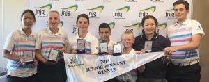 Bankstewon Golf Club Junior Pennant