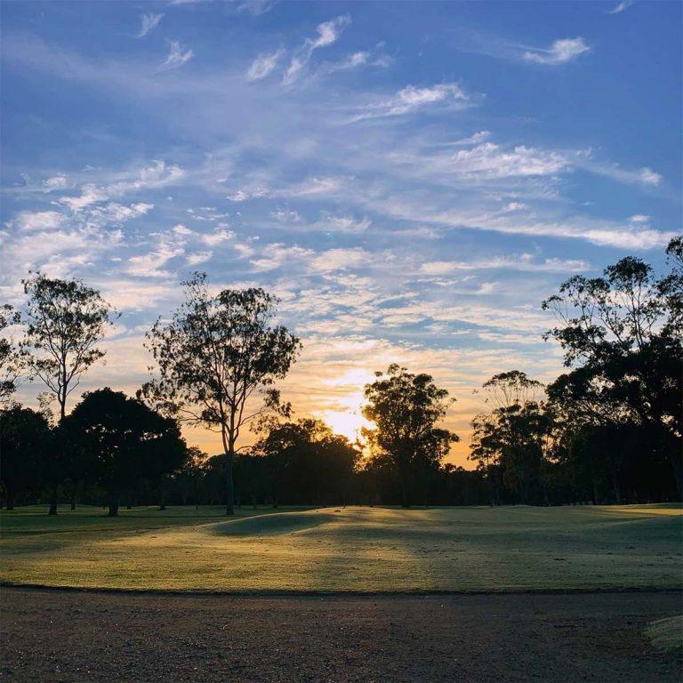 Scenes around Ballina Golf Club