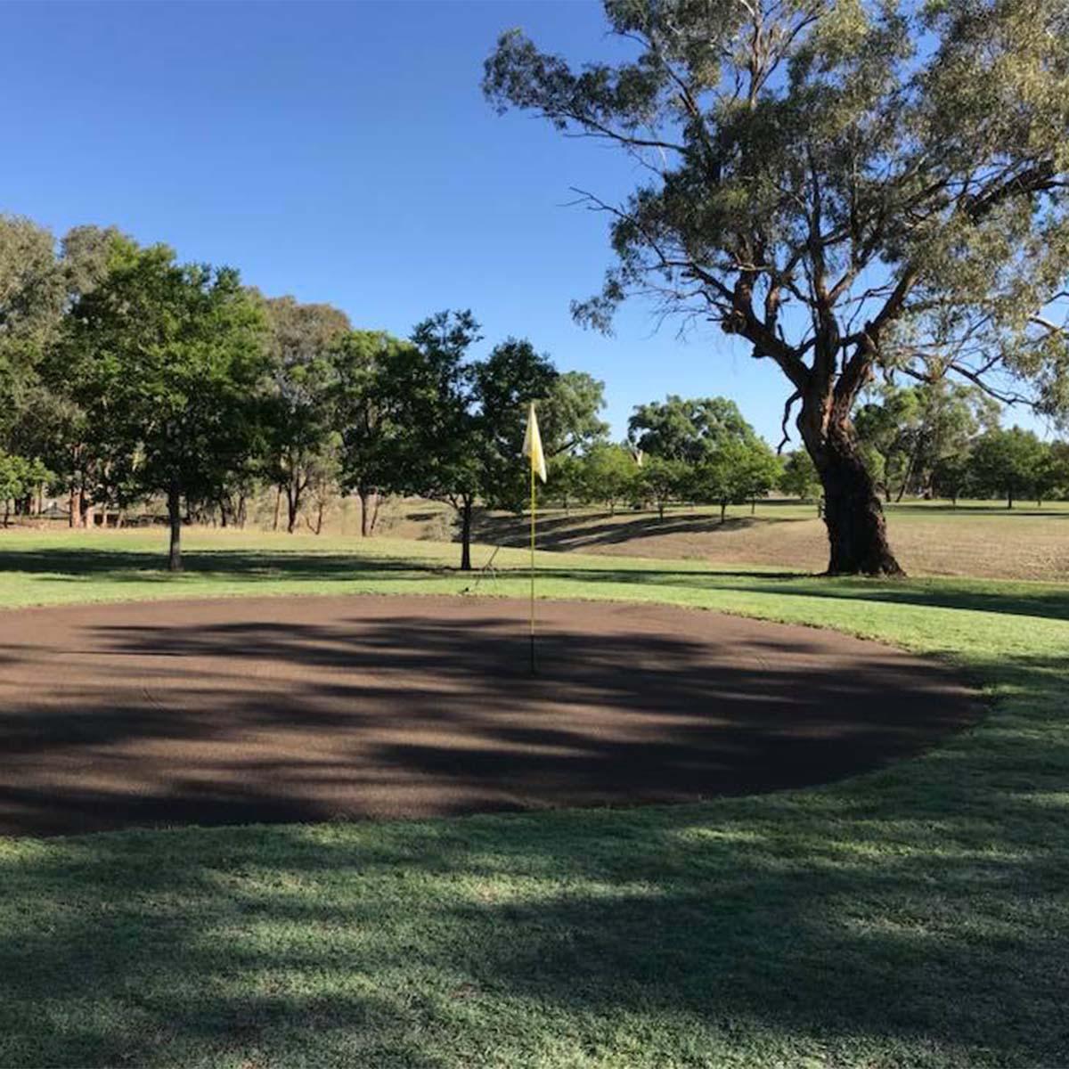 scene of Barraba Golf Club