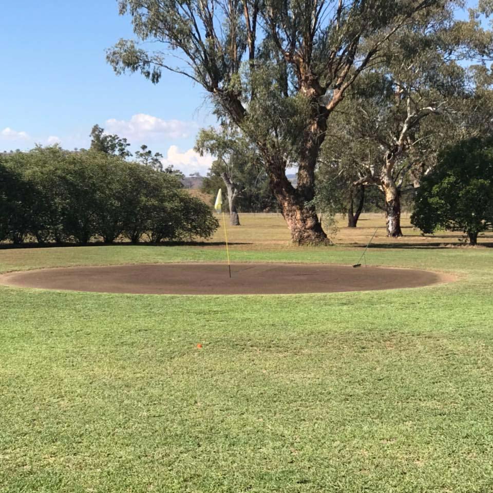 scenes around Barraba Golf Club