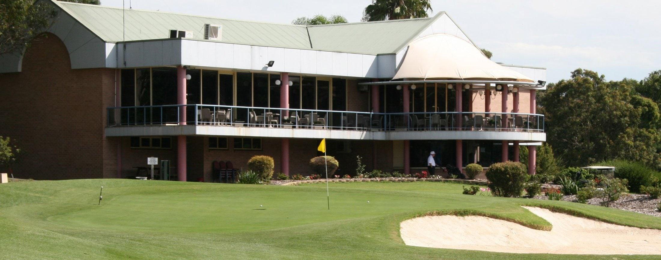 Bardwell Valley Golf Club