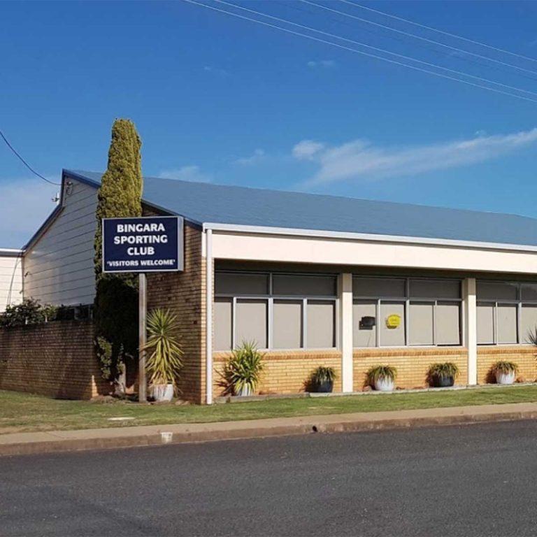 Bingara Sporting Club