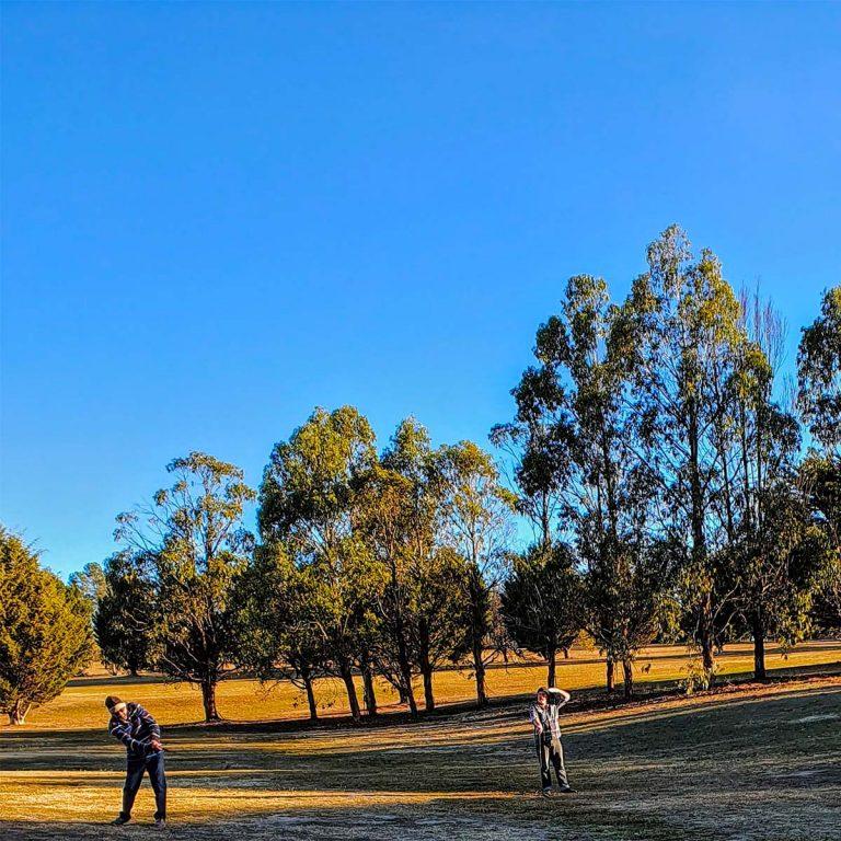 Scenes around the picturesque Bombala Golf Club