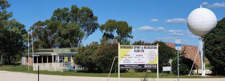 Bundarra Golf Club