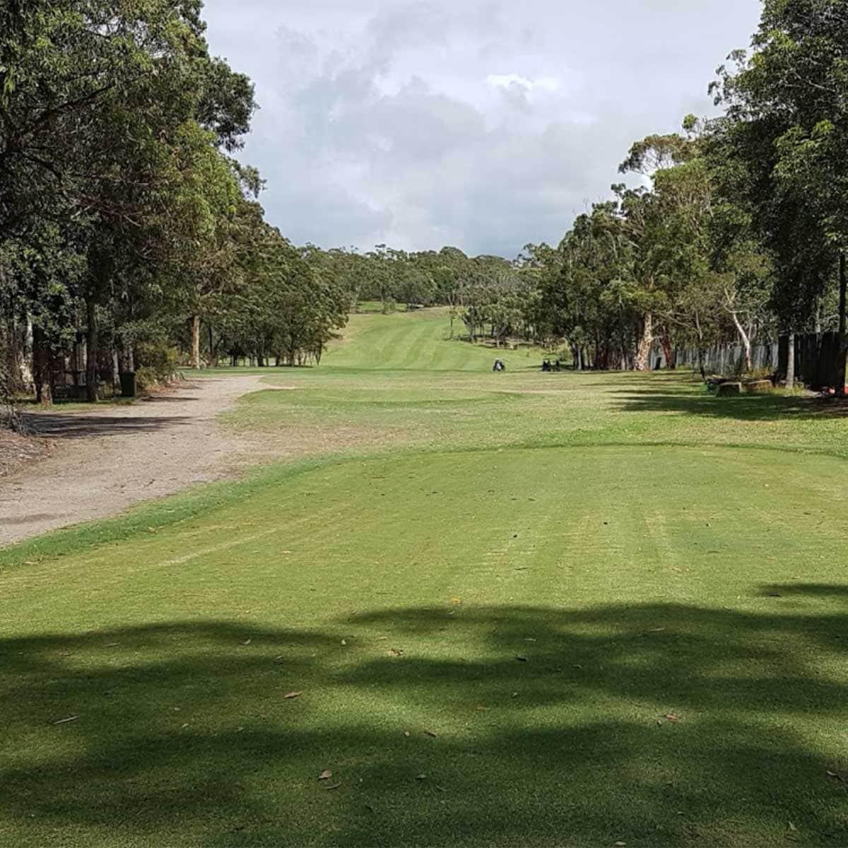 scenes around Charlestown Golf Club