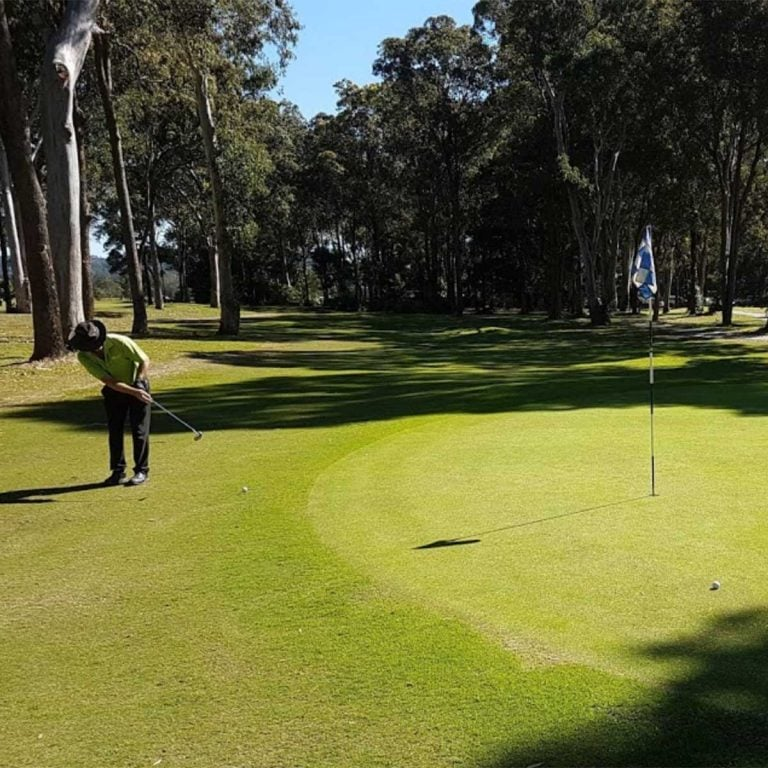 Chinderah Golf Course
