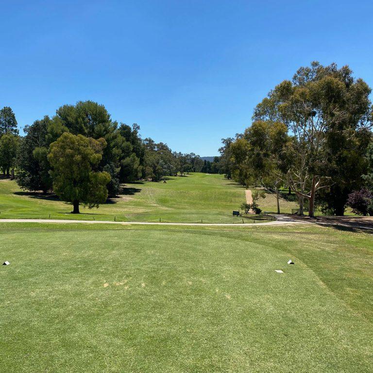 Commercial Golf Resort Albury CW4