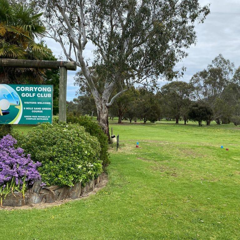 Corryong Golf Club