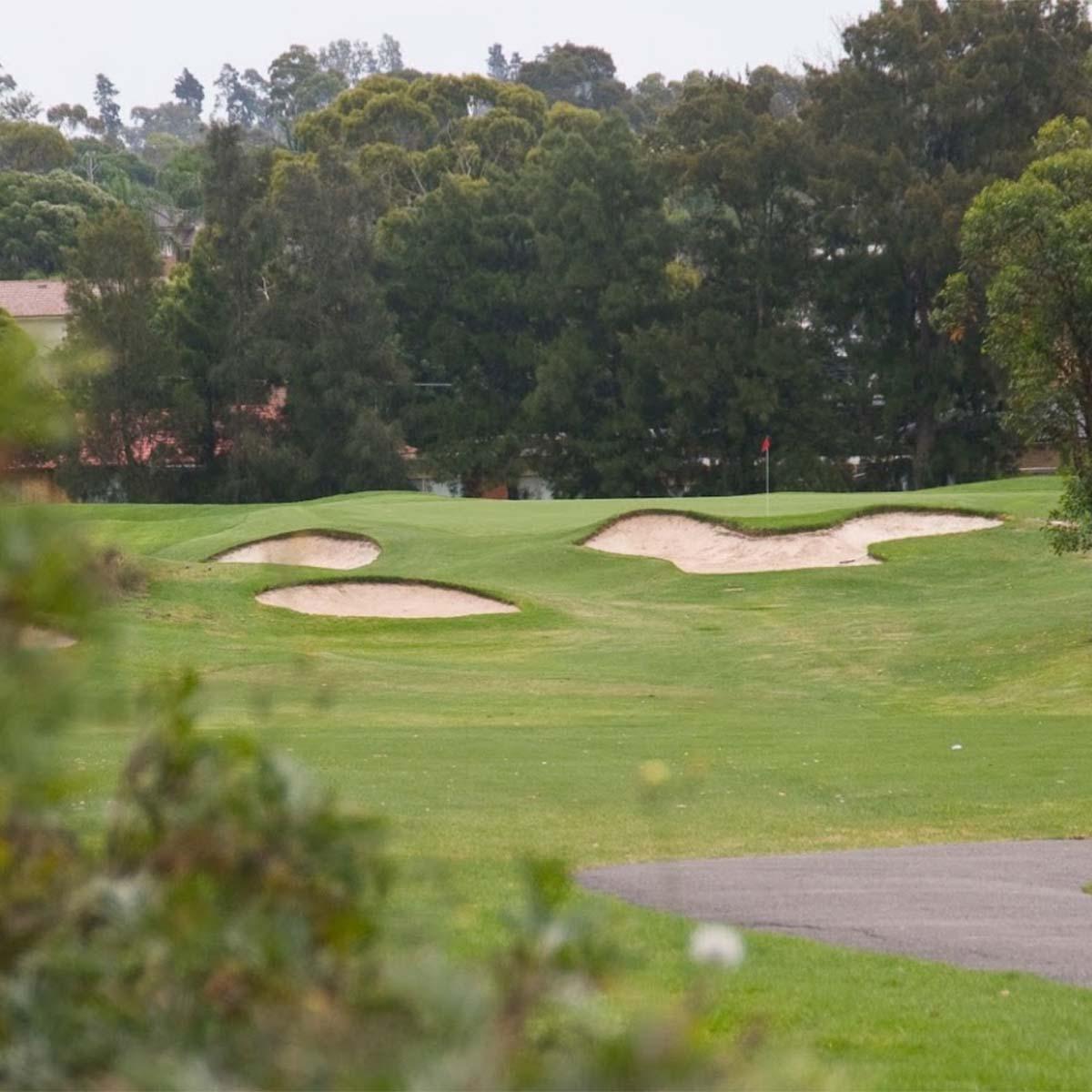 Scenery around Cumberland Country Club