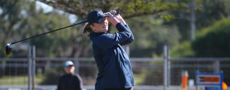 Ellam Murray 2019 Golf NSW Junior Development Athlete