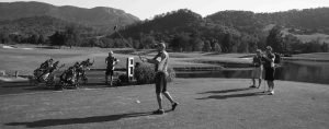 Social Golf Page