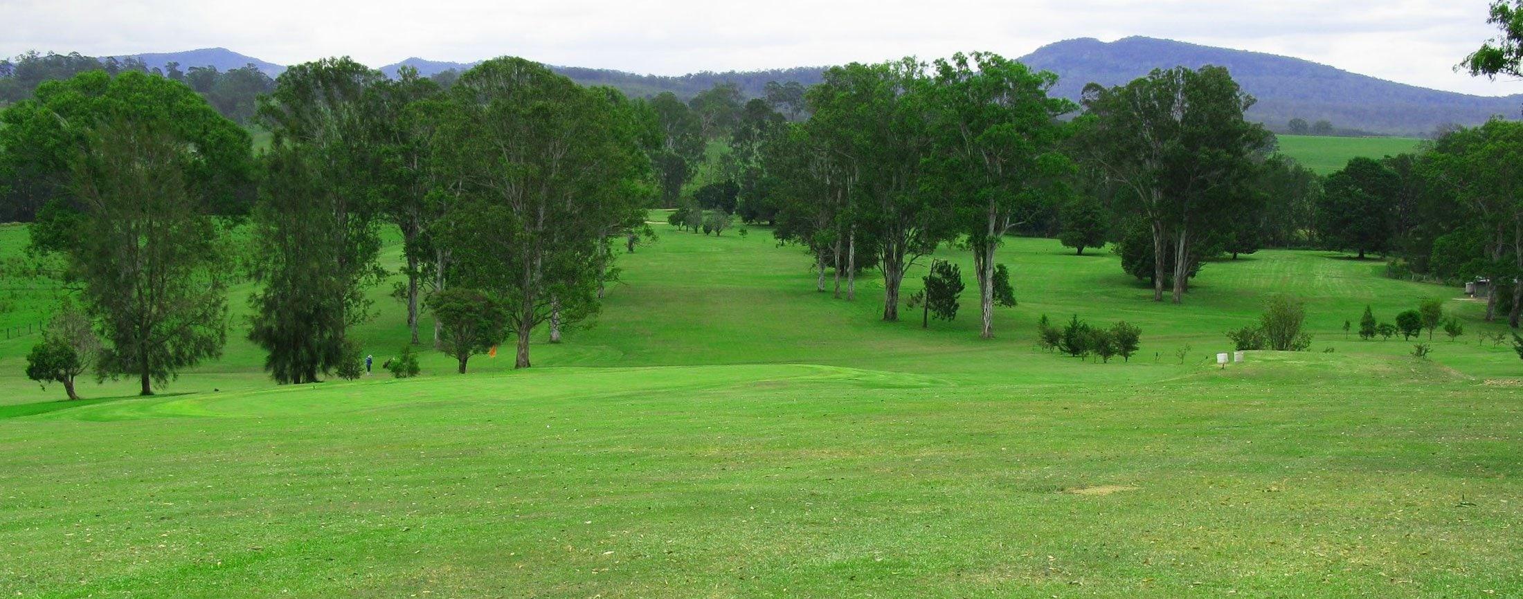Woodenbong District Golf Club