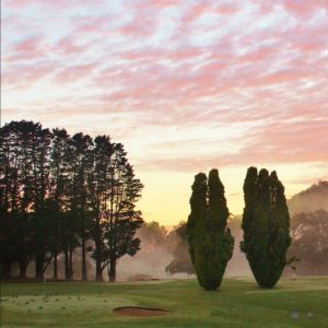 Course scene at Gibraltar Country Club