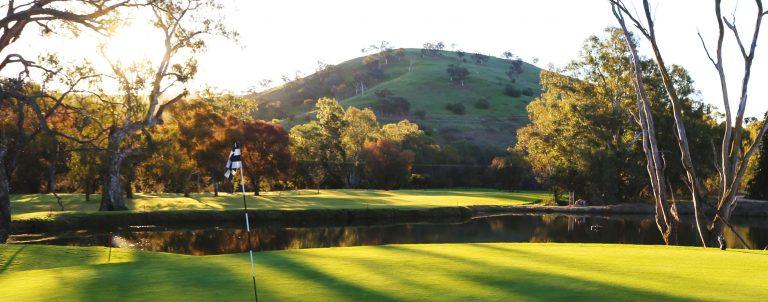 Gundagai Services Golf Club