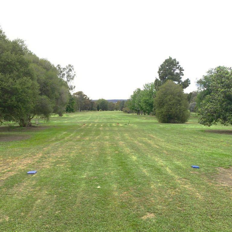 Holbrook Returned Servicemen's Golf Club