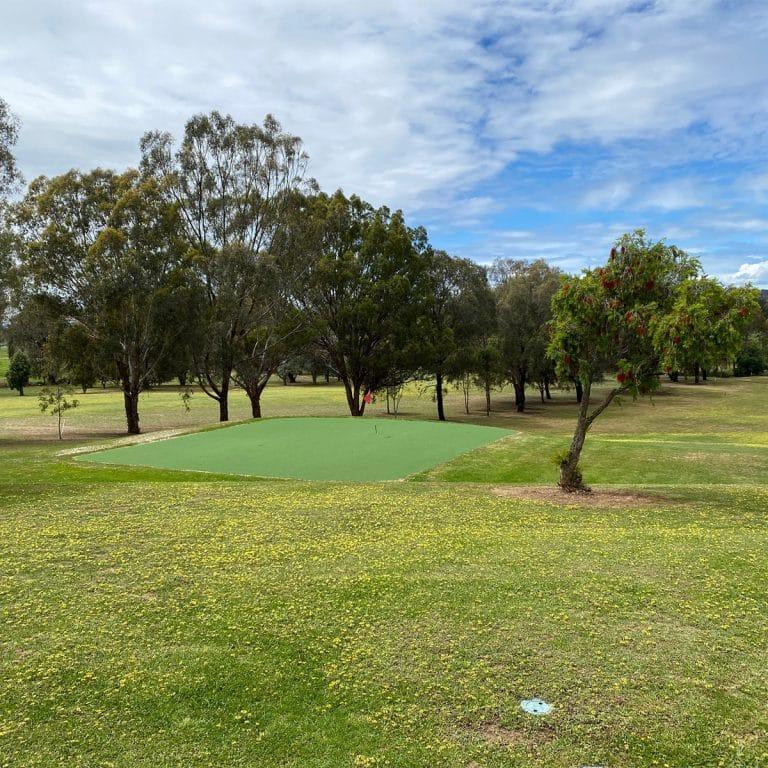 Jindera Golf and Country Club CWade2