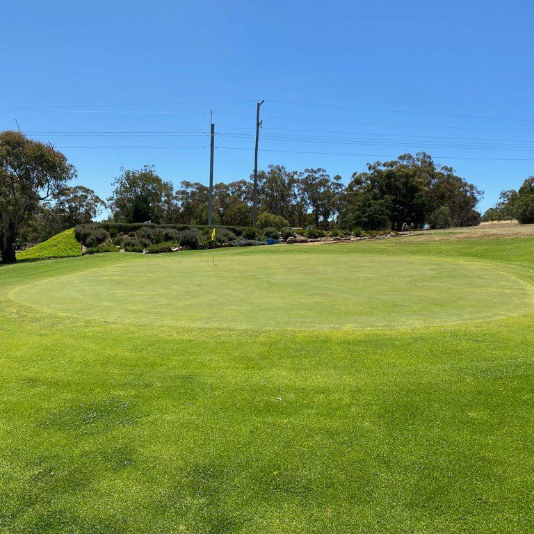 Junee Golf Club CW2