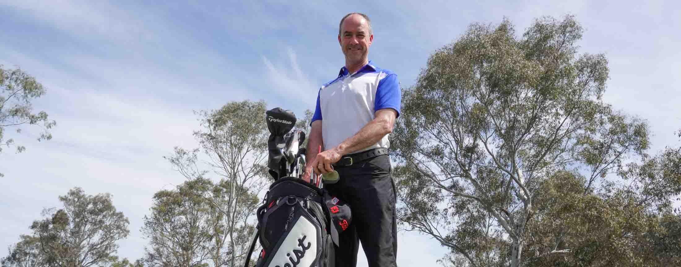 Garant Kenny NSW Senior Open