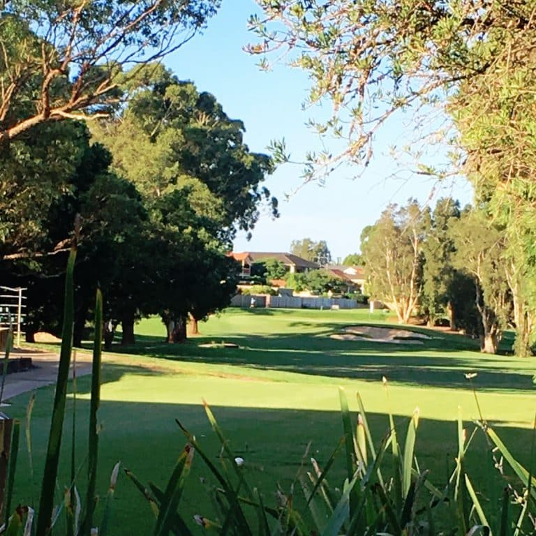 Massey Park Golf Club