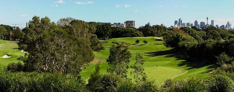 Moore Park Golf Course