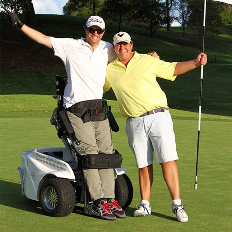 Moore Park Golf Club Paragolfer